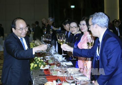Thủ tướng Nguyễn Xuân Phúc: Thành công của WEF - Mê Công sẽ mở ra nhiều triển vọng mới
