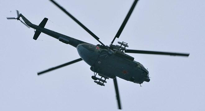 Rơi máy bay gây thương vong lớn tại Nga
