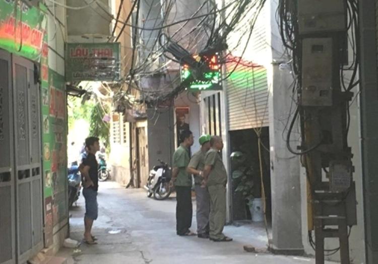 Hà Nội: Điều tra vụ nổ súng khiến hai người thương vong
