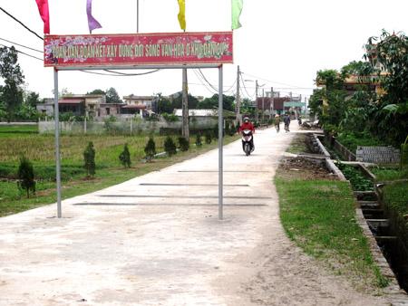 Quyết định số 249/QĐ-TTg, ngày 16/2/2016 của Thủ tướng Chính phủ công nhận huyện Hưng Hà, tỉnh Thái Bình đạt chuẩn NTM năm 2015
