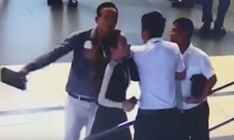 Cấm vận chuyển bằng đường hàng không 12 tháng đối với hành khách hành hung nhân viên hàng không