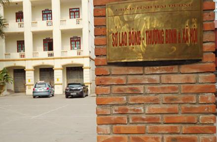 Thanh tra việc bổ nhiệm, đề bạt công chức tràn lan ở Sở LĐ-TB&XH Hải Dương