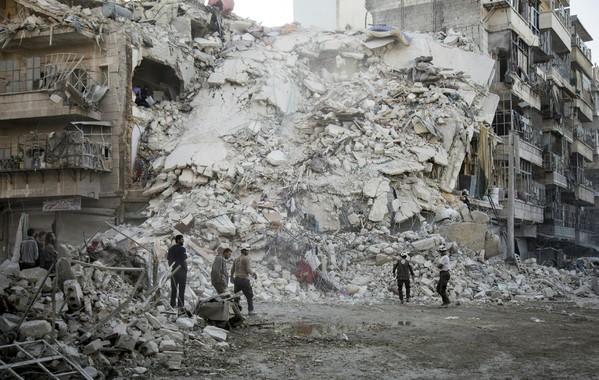 Syria: Sơ tán dân thường gặp nhiều khó khăn bất chấp lệnh ngừng bắn