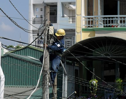TP.Hồ Chí Minh: Tiết kiệm 345,90 triệu kWh điện trong 9 tháng đầu năm