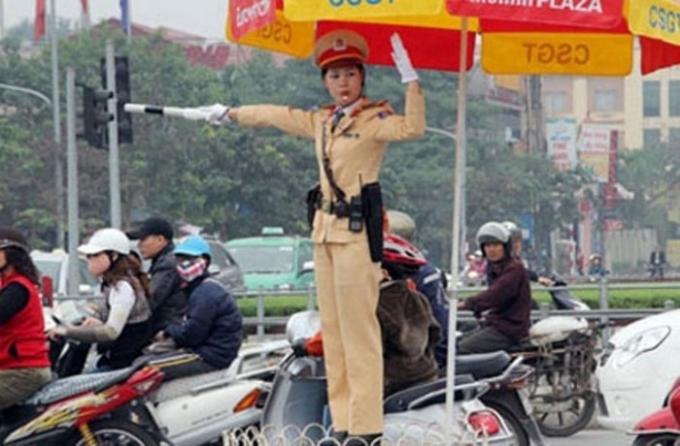 Hà Nội: Phân luồng giao thông phục vụ các hội nghị cấp cao ACMEC, CLMV, WEC