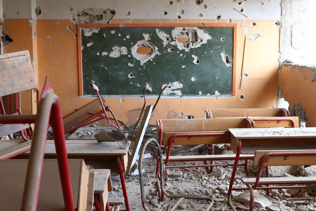 Quỹ Nhi đồng Liên hợp quốc báo động về tình trạng thất học của trẻ em Syria