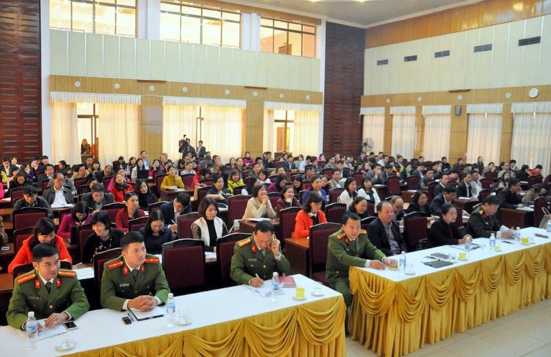 Quảng Ninh: Bồi dưỡng chính trị cho cán bộ chủ chốt ngành Giáo dục