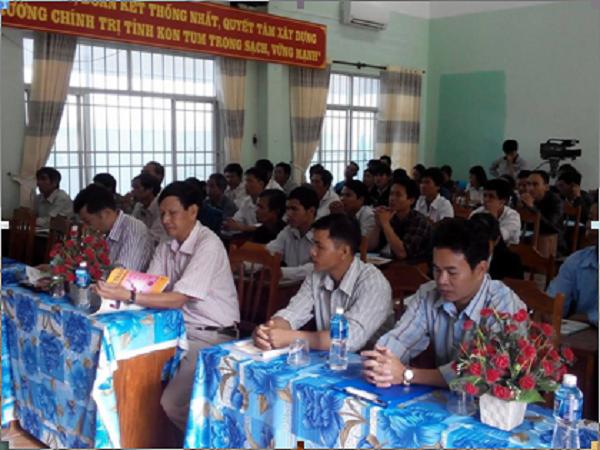 Kon Tum: Nâng cao năng lực cộng đồng thuộc Chương trình 135