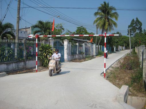 Huyện Dầu Tiếng (Bình Dương) đạt chuẩn nông thôn mới