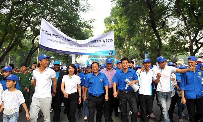 Nâng cao điều kiện vệ sinh cho người dân Việt Nam