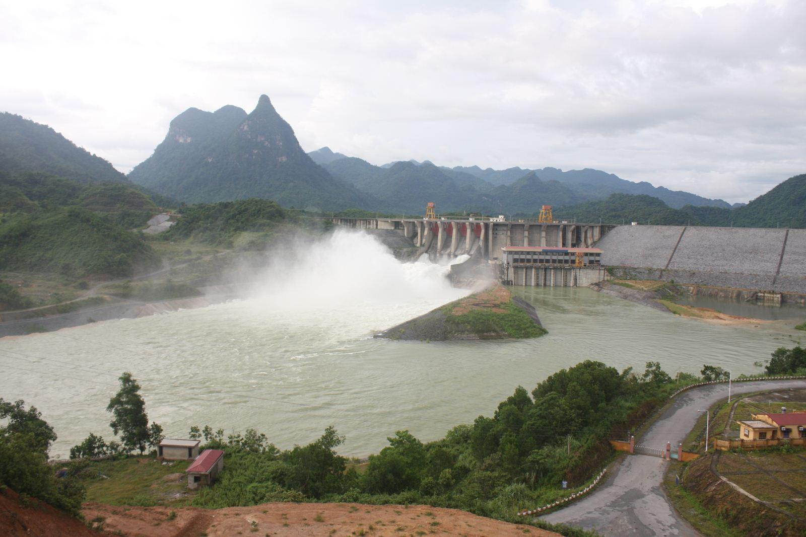 Thủy điện Tuyên Quang hoàn thành được 93% kế hoạch sản xuất điện