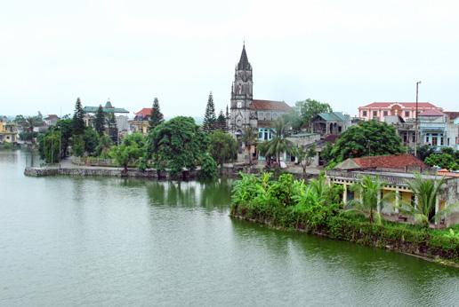 Phú Xuyên (Hà Nội) phấn đấu đạt 50% số xã đạt chuẩn nông thôn mới