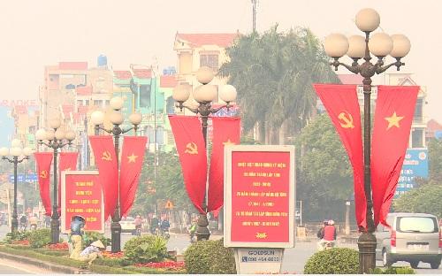 Hưng Yên chỉnh trang đô thị cho lễ kỷ niệm 185 năm thành lập tỉnh