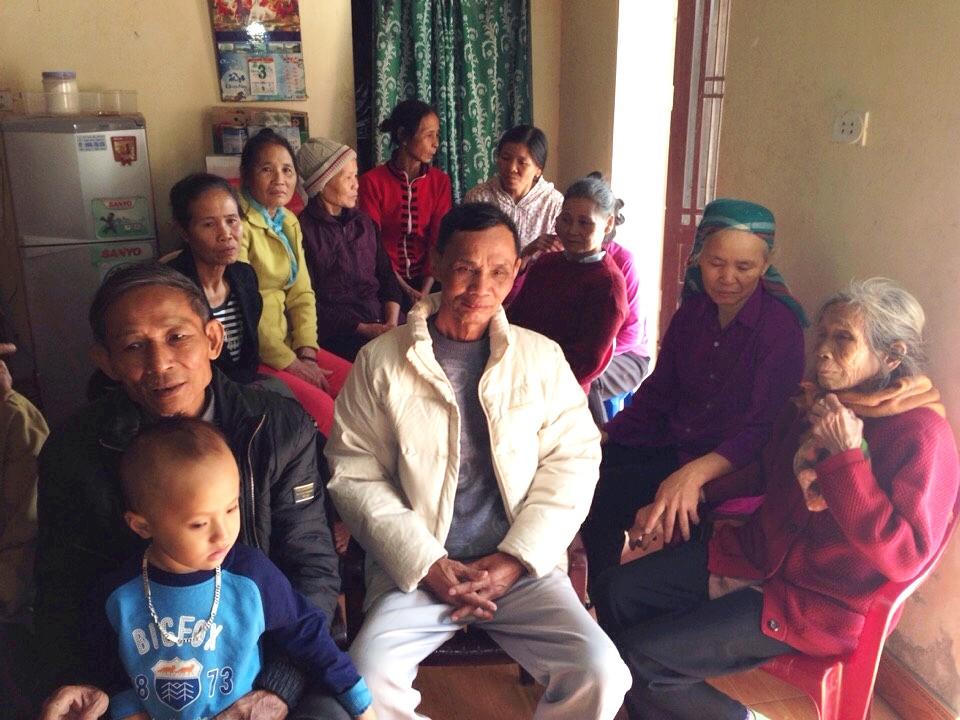 Ông Trần Văn Vót được tạm đình chỉ chấp hành án phạt tù để chữa bệnh