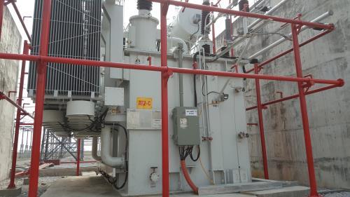 Đóng điện dự án nâng công suất Trạm biến áp 500 kV Thường Tín