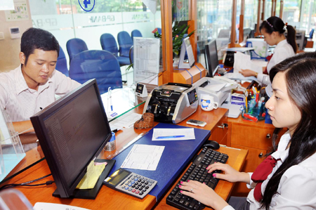 Tăng cường công tác an toàn kho quỹ, giao dịch tiền mặt