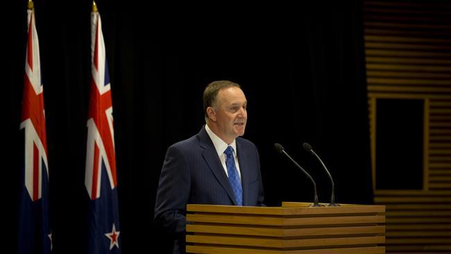 Thủ tướng New Zealand bất ngờ tuyên bố từ chức