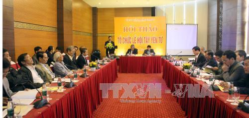 Bắc Giang: Đề xuất tổ chức Lễ hội quốc gia Yên Tử