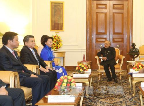 Chủ tịch Quốc hội Nguyễn Thị Kim Ngân kết thúc tốt đẹp chuyến thăm chính thức Ấn Độ
