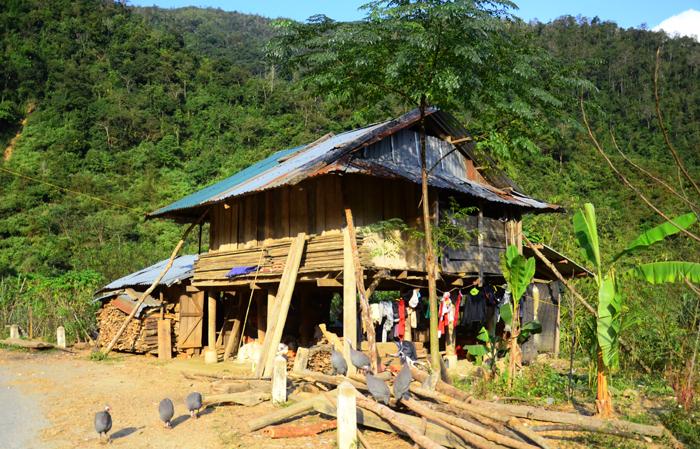 Diện mạo mới trên huyện vùng cao Sìn Hồ (Lai Châu)