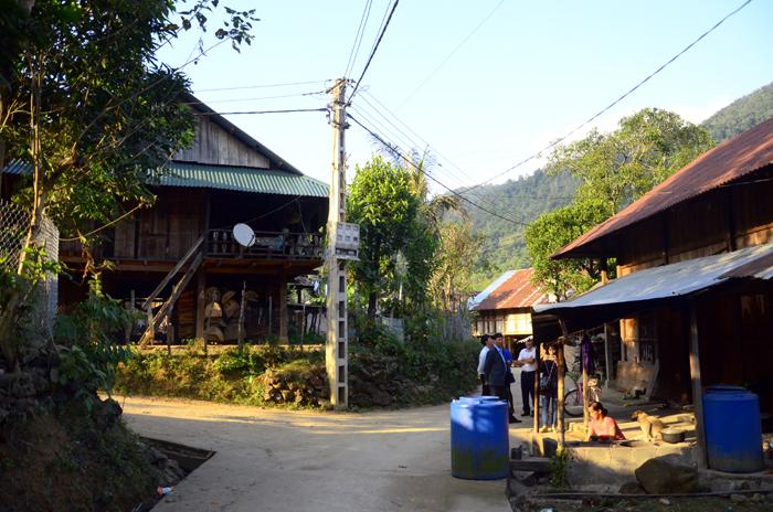 Xã Vàng San quyết tâm khắc phục tư tưởng trông chờ, ỷ lại để xóa đói giảm nghèo bền vững