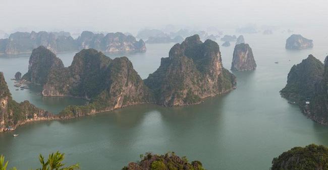 Vịnh Hạ Long lọt top 10 di sản UNESCO ấn tượng nhất châu Á