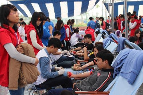 Hiến máu tình nguyện ngành Y tế Hà Nội đợt II sẽ diễn ra ngày 7/12 tới