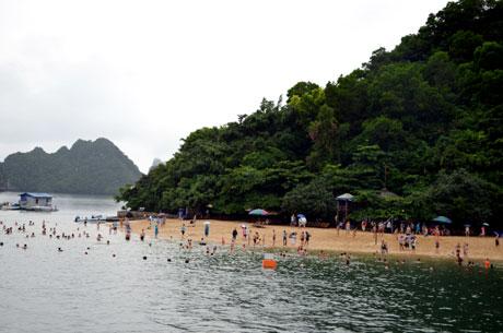 Công bố Quy hoạch Khu du lịch biển đảo Ti Tốp