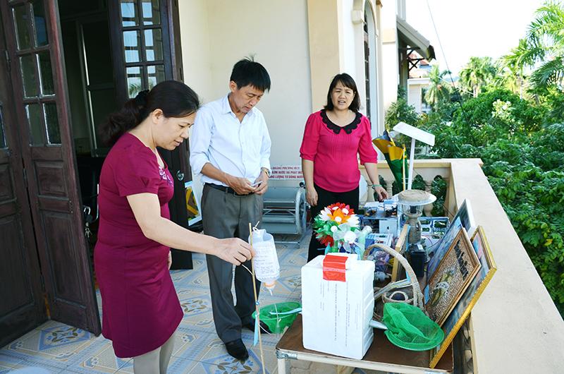 Cuộc thi Sáng tạo thanh thiếu niên, nhi đồng tỉnh Quảng Ninh lần thứ II