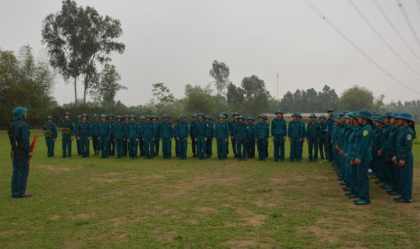 Vĩnh Phúc: Chú trọng công tác an ninh quốc phòng trong 20 tái lập tỉnh