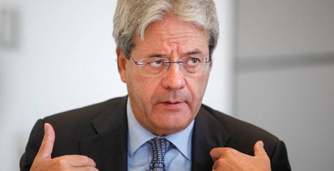 Ngoại trưởng Paolo Gentiloni được chỉ định làm thủ tướng mới của Italy