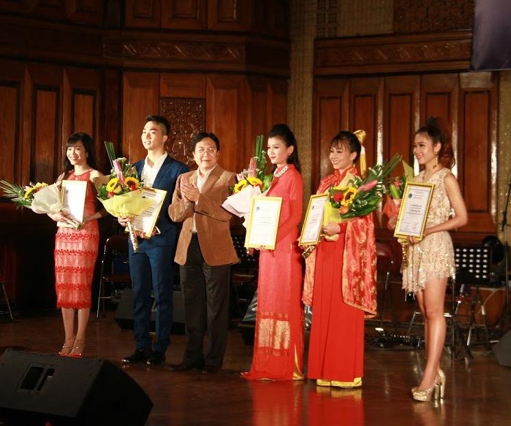 5 thí sinh đoạt Huy chương Vàng Cuộc thi Tài năng trẻ  Âm nhạc toàn quốc 2016