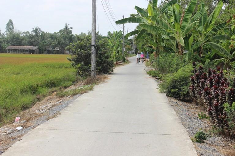 Lập Thạch: Phấn đấu đến hết năm 2018 toàn huyện 18/18 xã đạt chuẩn xây dựng Nông thôn mới