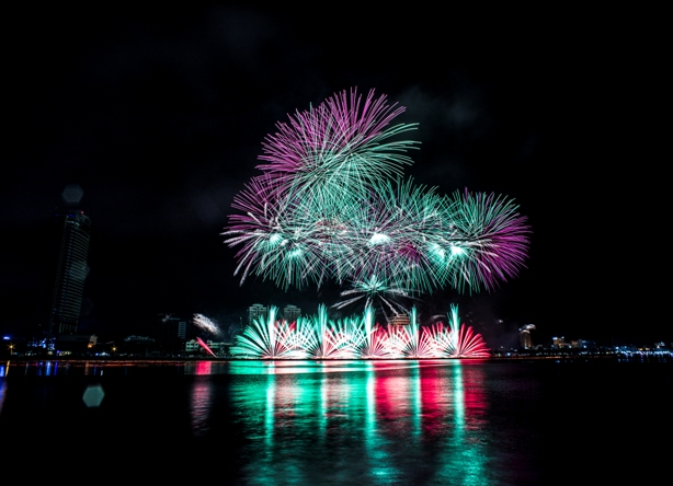 Lễ hội Pháo hoa Quốc tế Đà Nẵng 2017 sẽ diễn ra trong 2 tháng
