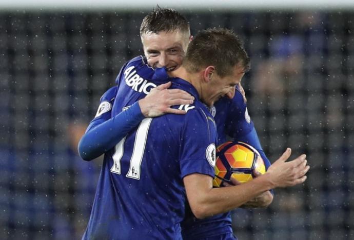 Leicester City tạo địa chấn tại King Power
