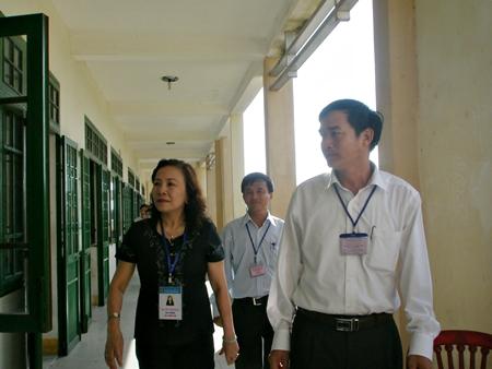 Chỉ thị về việc tăng cường công tác thanh tra giáo dục