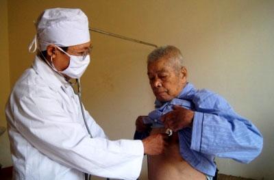 Điều chỉnh Dự án tăng cường hệ thống y tế tuyến tỉnh