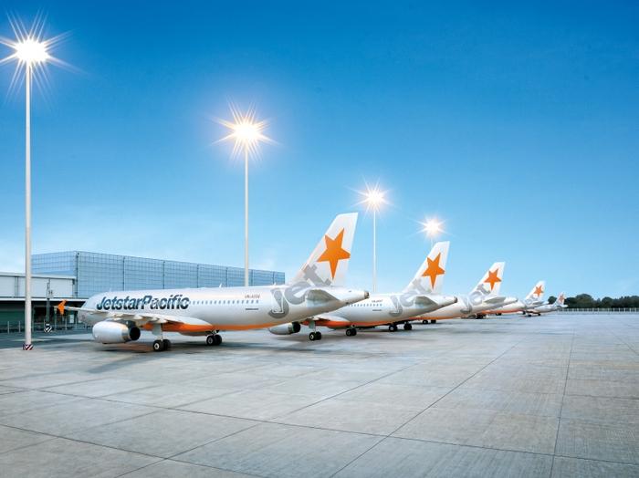 Jetstar Pacific khai trương 2 đường bay quốc tế đến Quảng Châu