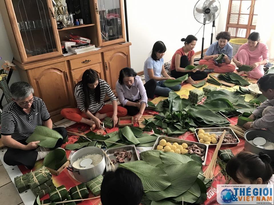 Đại sứ quán Việt Nam tại Nam Phi tổ chức đón Tết cổ truyền Đinh Dậu