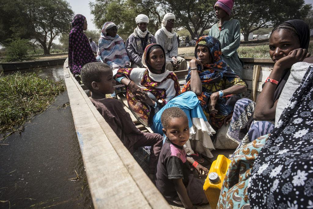 Hàng triệu người ở khu vực Hồ Chad Basin cần được giúp đỡ