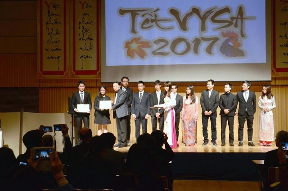 Cộng đồng người Việt tại Osaka - Kansai (Nhật Bản) đón năm mới