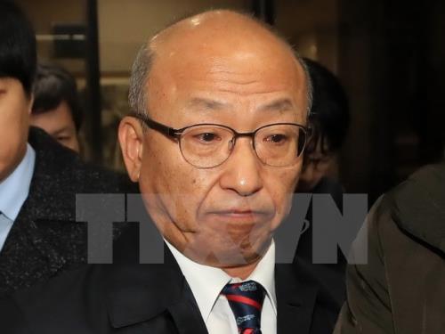 Bê bối chính trị tại Hàn Quốc: Giám đốc Cơ quan Hưu trí quốc gia chính thức bị buộc tội