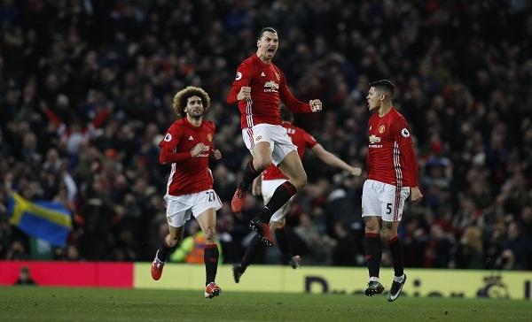 Ibrahimovic giải cứu Man Utd tại vòng 21 giải Ngoại hạng