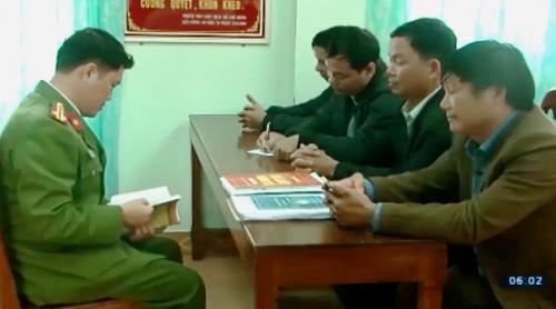 Khởi tố nguyên cán bộ xã lập khống hồ sơ xây dựng ở huyện Vĩnh Linh (Quảng Trị)