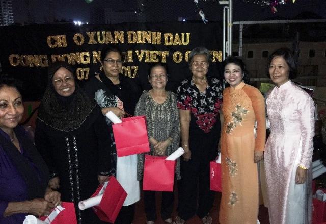 Cộng đồng người Việt ở Chennai (Ấn Độ) vui đón Xuân Đinh Dậu
