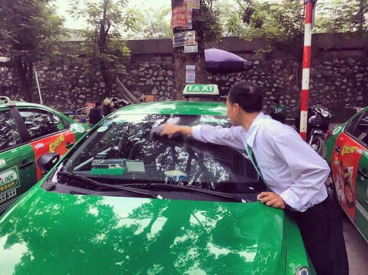 Taxi Mai Linh đổi số tổng đài tại TP. Hà Nội