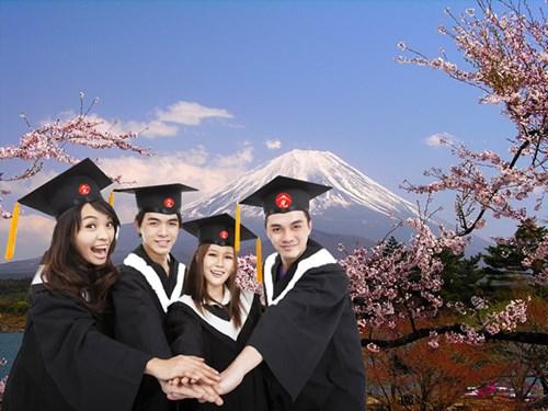 Tuyển sinh đi học tại Nhật Bản năm 2017-2018