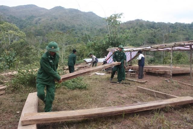 Hiệu quả công tác vận động quần chúng ở Đồn biên phòng Bình Nghi