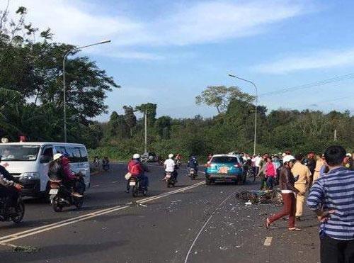 Hai ngày đầu Xuân Đinh Dậu, tai nạn giao thông đã cướp đi 48 sinh mạng