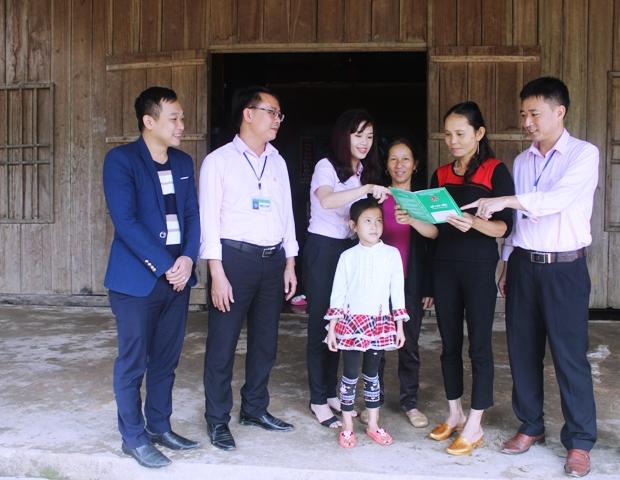 Ngân hàng Chính sách xã hội Quảng Bình đồng hành tin cậy cùng người nghèo